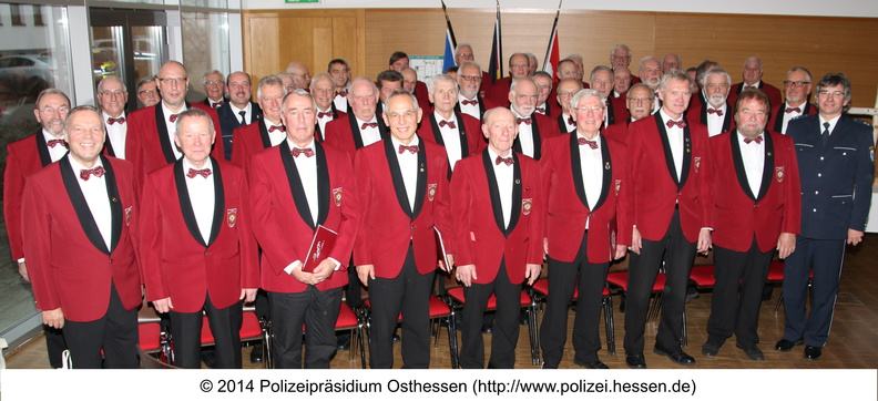 Weihnachtsfeier Hessen.Weihnachtsfeier Bildergalerie Polizeichor Fulda